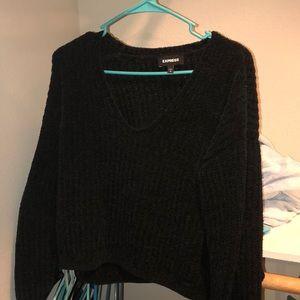This black sweater!